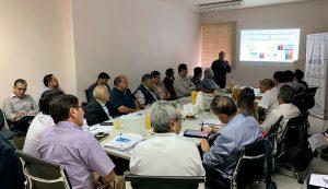 Reunión Ampliada con Empresarios