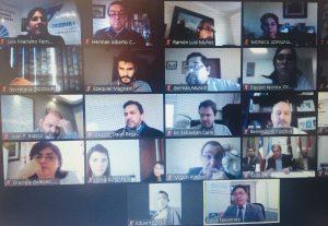 Se realizó reunión virtual de la Comisión de Industria y Comercio de la ZICOSUR